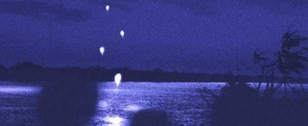Las misteriosas bolas de fuego de Naga