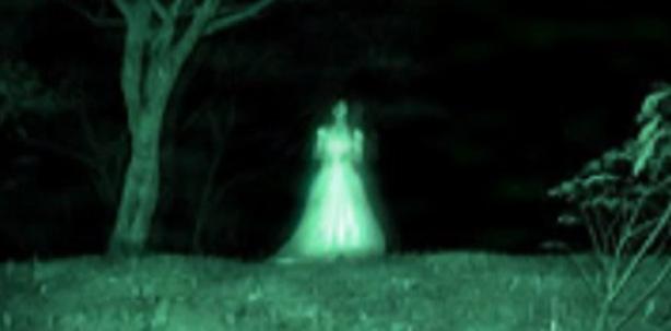 Fantasma Dama de Blanco - La leyenda del fantasma de la Dama de Blanco