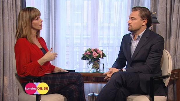 Leonardo DiCaprio ruidos fantasmales casa