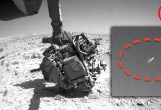 rover curiosity nasa ovni marte 320x220 - El rover Curiosity de la NASA fotografía un OVNI en Marte