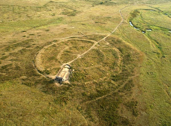 Arkaim, el Stonehenge de Rusia