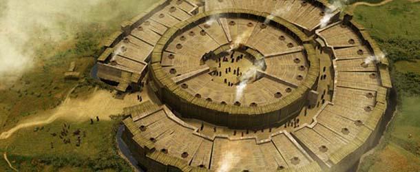 Arkaim stonehenge rusia - Arkaim, el Stonehenge de Rusia