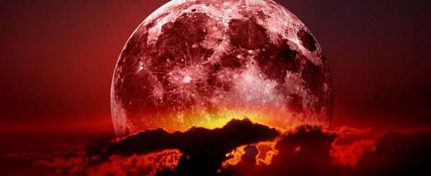 """""""Cuatro lunas de sangre"""" tendrán lugar entre el 2014 y 2015, ¿señales del fin de los tiempos?"""