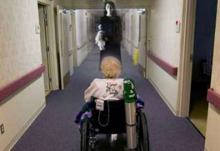 fantasmas residencia geriatrica 320x220 - Fantasmas atormentan a los residentes de una residencia geriátrica