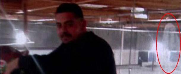 Fotografía fantasmal parece mostrar una Ángel de la Guarda