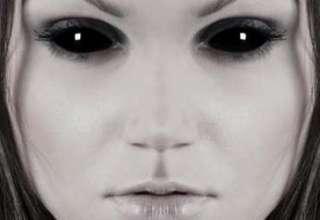 ninos ojos negros 320x220 - Aterradores encuentros con niños de ojos negros