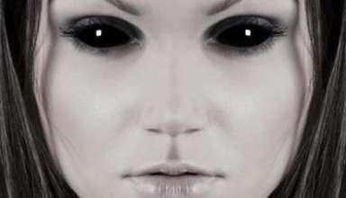 ninos ojos negros 384x220 - Aterradores encuentros con niños de ojos negros