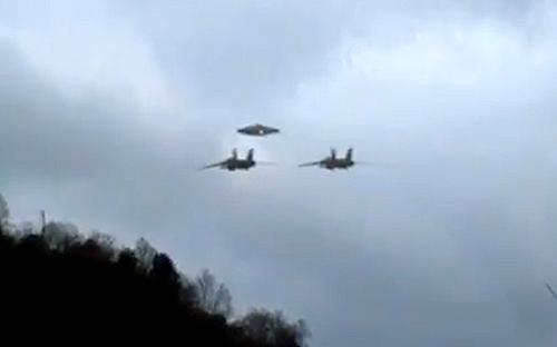 ovni fuerza aerea india - OVNI obliga a intervenir a la Fuerza Aérea de la India