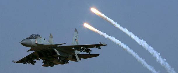 ovni india - OVNI obliga a intervenir a la Fuerza Aérea de la India
