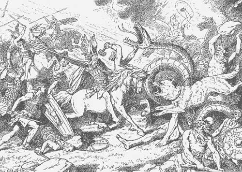 ragnarok - Ragnarök: el Apocalipsis vikingo del 22 de febrero