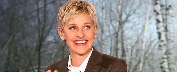 Ellen DeGeneres aterrorizada por el fantasma que habita en su casa de Los Ángeles