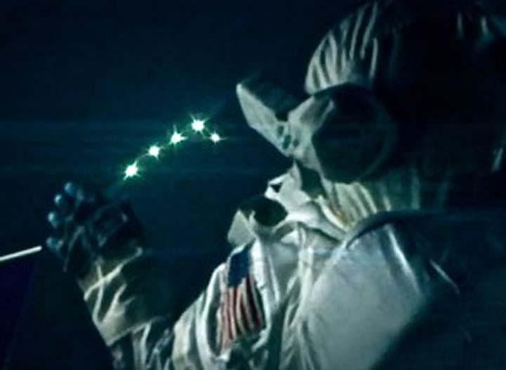 encuentro ovni - Astronauta estadounidense describe su encuentro con un OVNI