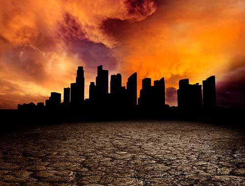 Inminente colapso civilización