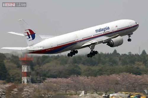 Malaysia Airlines visión remota