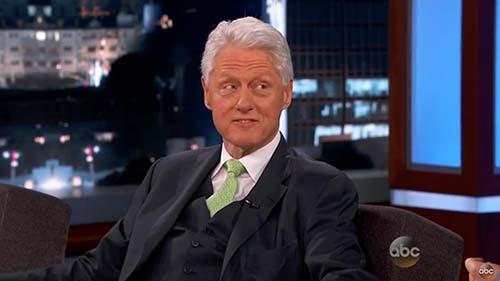 Bill Clinton invasión