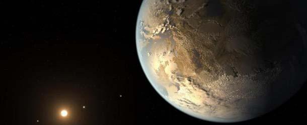 """descubren planeta identico tierra - Científicos descubren un planeta """"idéntico"""" a la Tierra que podría albergar vida extraterrestre"""