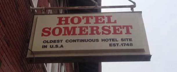 Fantasmas atormentan a los clientes de un hotel en Nueva Jersey