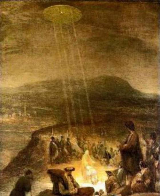 jesucristo extraterrestre - ¿Jesucristo podría haber sido un ser extraterrestre?
