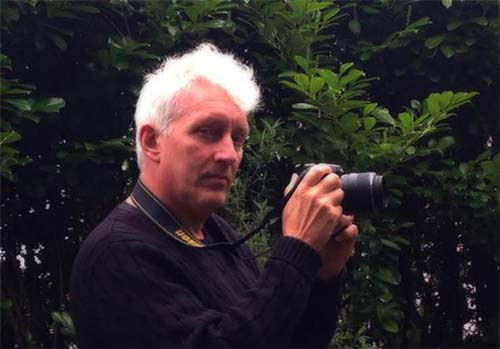 john hyatt Profesor de la Universidad de Manchester afirma haber fotografiado a las hadas