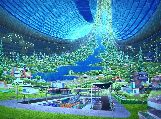 proyecto persephone Proyecto Persephone, el arca cósmica de Noé