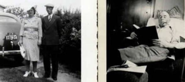 el fantasma del abuelo El Fantasma del Abuelo, una fotografía que continúa sin explicación