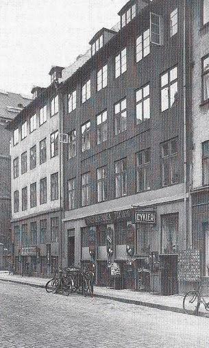laksegade Cuando el diablo anduvo suelto por las calles de Dinamarca