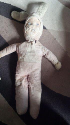 muneca poseida Venden en eBay una verdadera muñeca poseída que atacó un niño