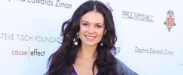 natasha blasick relaciones sexuales fantasma - La actriz y ex-modelo Natasha Blasick afirma que mantuvo relaciones sexuales con un fantasma