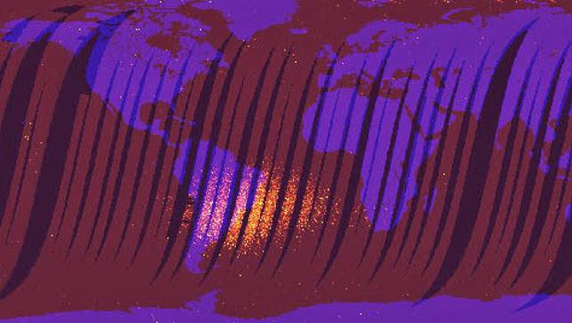 """triangulo bermudas espacio - Los científicos investigan el """"Triángulo de las Bermudas del Espacio"""""""