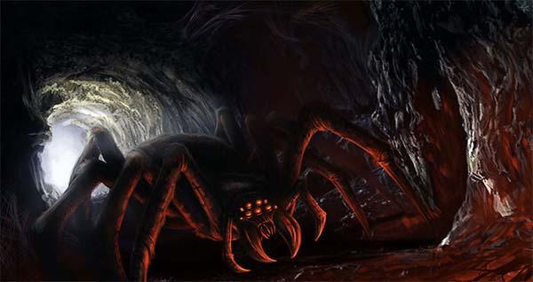 aranas gigantes tokio Extrañas criaturas en los alcantarillados de todo el mundo