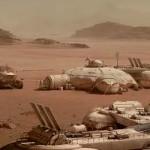 Capitán Kaye, el marine retirado que pasó 17 años protegiendo las colonias de humanos en Marte