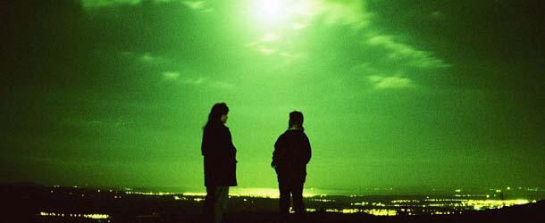 gales extranas luces cielo - Residentes de Gales se ven sorprendidos por extrañas luces en el cielo