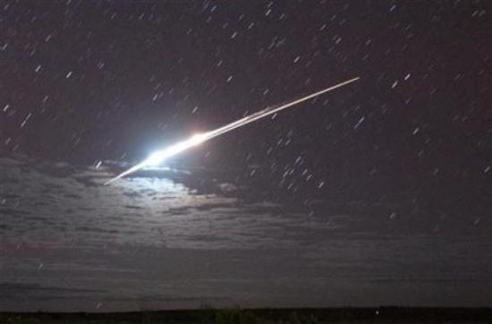 gales extranas luces - Residentes de Gales se ven sorprendidos por extrañas luces en el cielo