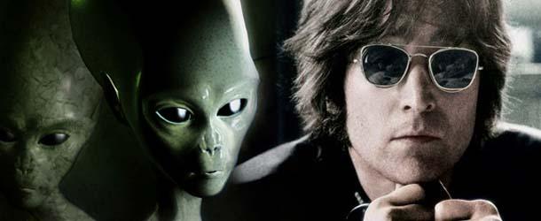 john lennon control extraterrestres - Escritor asegura que el asesino de John Lennon actuó bajo el control de extraterrestres