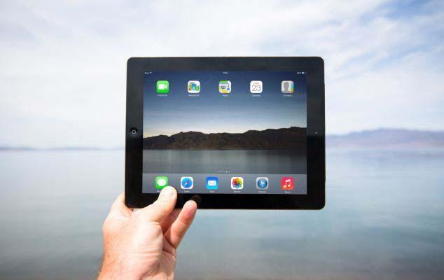 maldito ipad - ¿Está maldito el mítico fondo de pantalla del iPad?