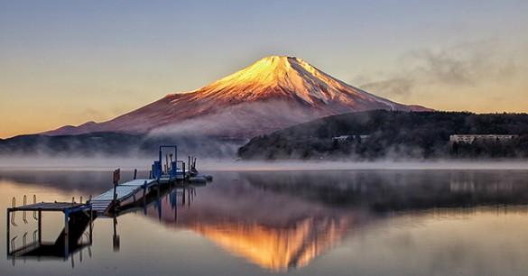 cinco lagos fuji Mossie, el monstruo de los cinco lagos del Fuji