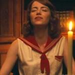 La actriz Emma Stone revela que habitualmente se le aparece el fantasma de su abuelo