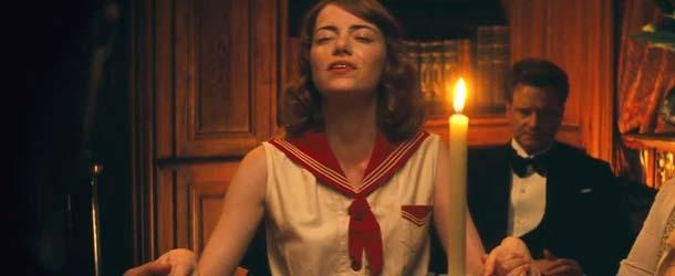 emma stone fantasma abuelo - La actriz Emma Stone revela que habitualmente se le aparece el fantasma de su abuelo