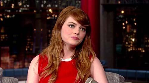 emma stone fantasma - La actriz Emma Stone revela que habitualmente se le aparece el fantasma de su abuelo