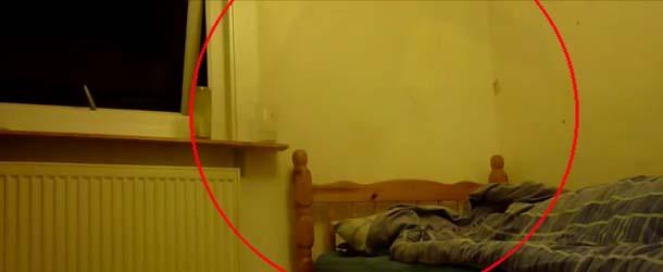 graban figura oscura paralisis sueno - Graban una figura oscura durante una parálisis del sueño
