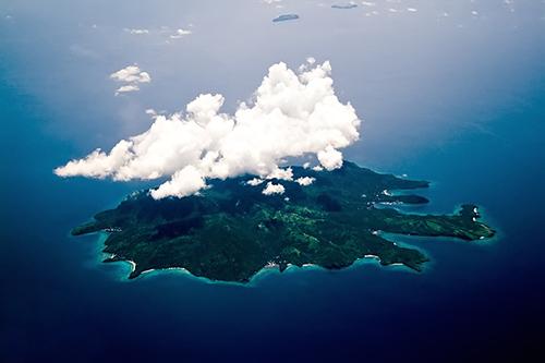 isla sibale Hombre lobo aterroriza una isla de Filipinas