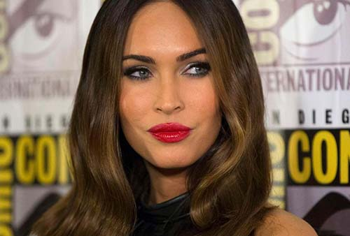 Actriz Megan Fox Bigfoot