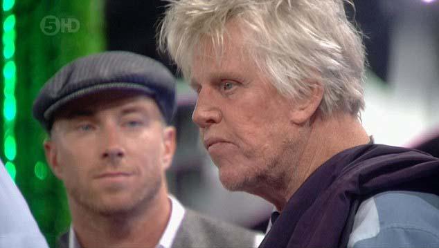 gary busey patrick swayze El actor Gary Busey afirma haberse comunicado con el fantasma de Patrick Swayze