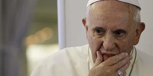 papa francisco predice propia muerte El papa Francisco predice su propia muerte