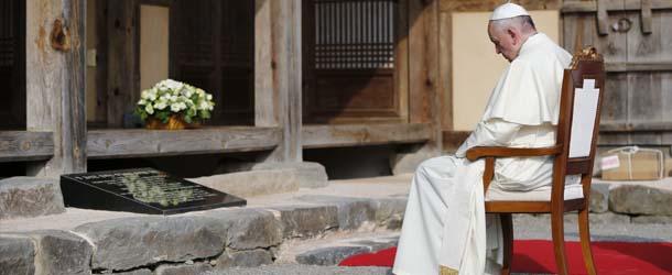 papa francisco predice su muerte - El papa Francisco predice su propia muerte