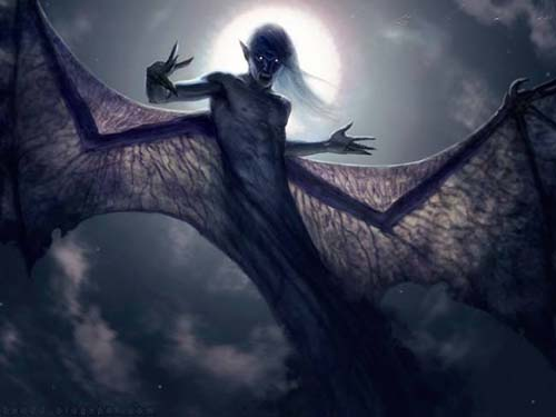 Vrykolakas vampiro