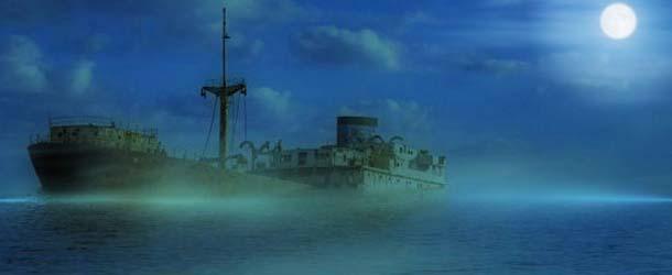 barco fantasma artico - El misterioso barco fantasma del Ártico