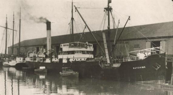 ss baychimo - El misterioso barco fantasma del Ártico
