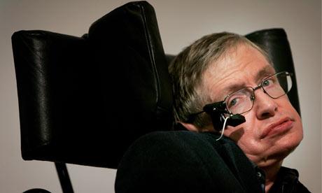 Stephen Hawking partícula de Dios universo