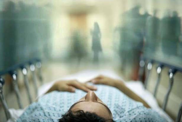 visiones fantasmales momento muerte - Visiones fantasmales en el momento de la muerte